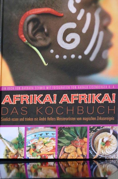 Afrika Afrika Das Kochbuch