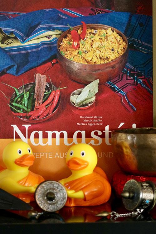 Namaste Kochbuch | weltzuhause.at
