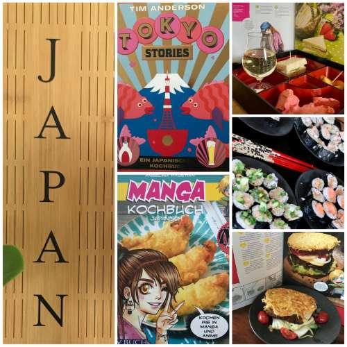 Japanische Kochbücher und Rezepte