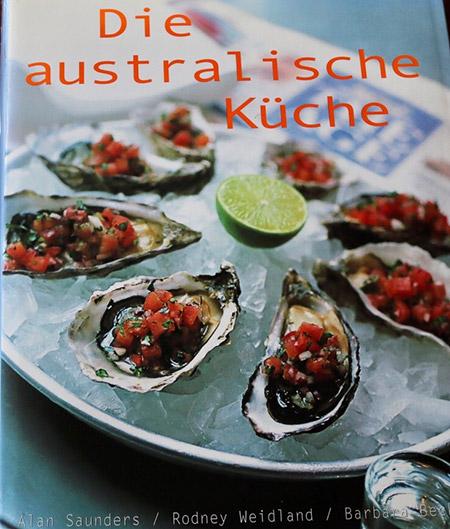 """Kochbuch """"Die australische Küche"""
