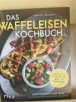 Das Waffeleisen-Kochbuch