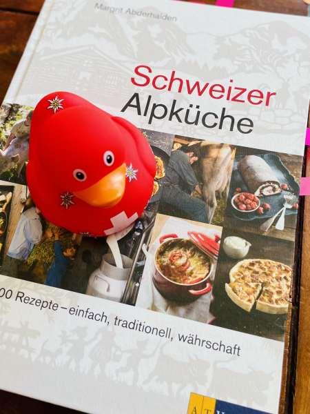Die Schweizer Alpküche