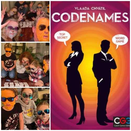 Agentenspiel – Codenames