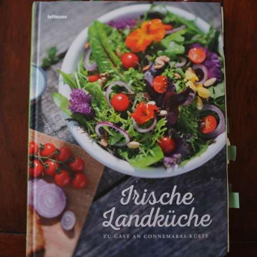 """Kochbuch """"Irische Landküche """" – zu Gast an Connemaras Küste"""