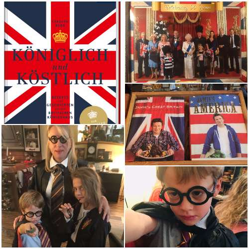 London und Harry Potter