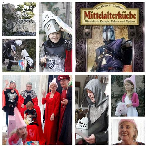 Ritterliche Geburtstagsparty | weltzuhause.at