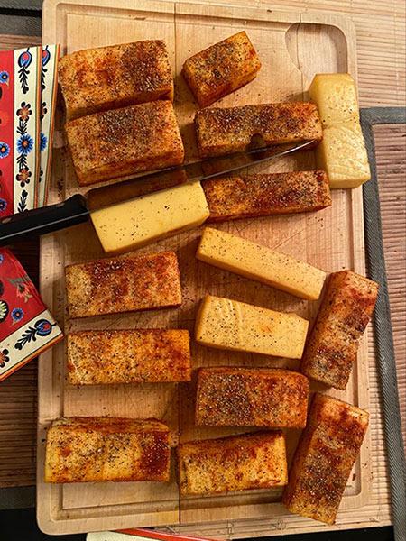 Käse selbst räuchern   weltzuhause.at