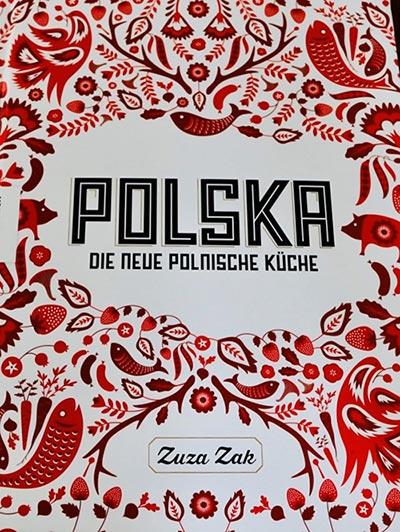 Kochbuch Polska - die neue polnische Küche   weltzuhause.at