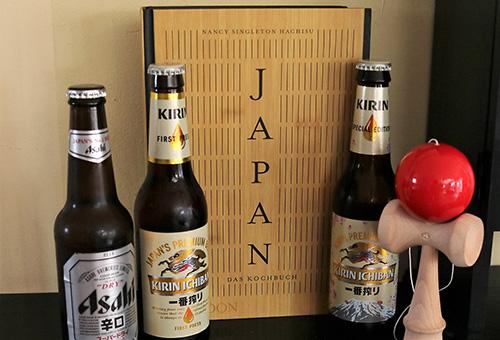 Bier in Japan