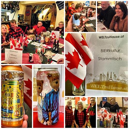Bier in Kanada