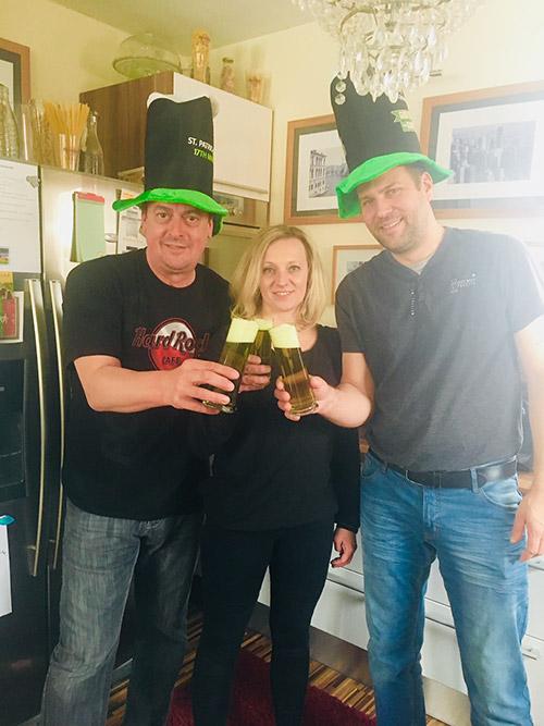 Bier in Irland