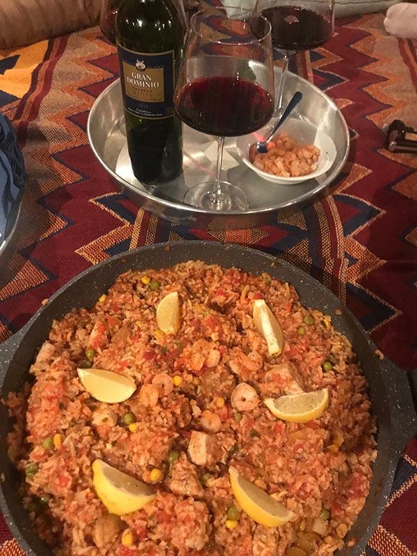 Katalonische Paella | weltzuhause.at