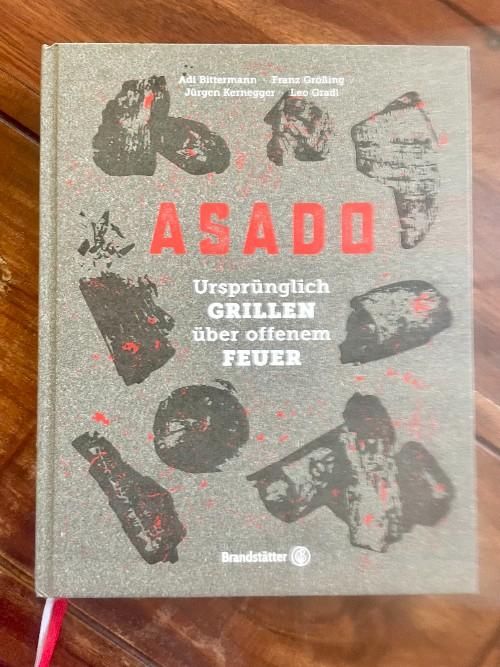 Kochbücher Argentinien