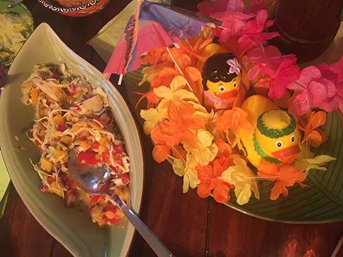 Feurig-fruchtiger Krautsalat mit karibischer Art | weltzuhause.at