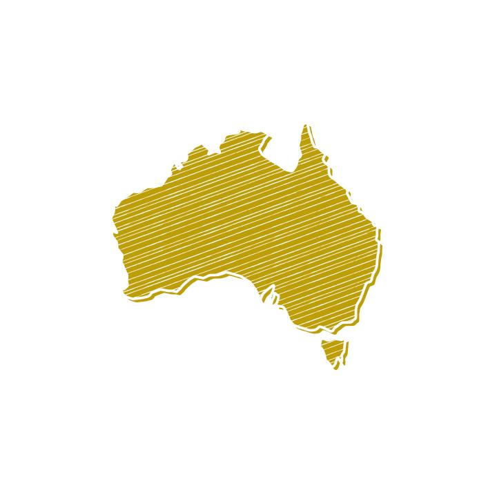 Kontinent Australien